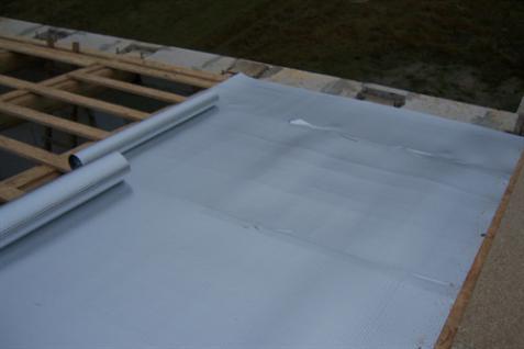 [4, 35€/m²] Wärmeisolierende Dampfbremse Onduterm XL 12, 5m x 1, 2m (15m²) - Vorschau 4