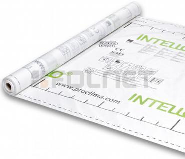 Pro Clima Intello Plus Klimamembran 50m x 1, 5m (75m²) - Vorschau 1
