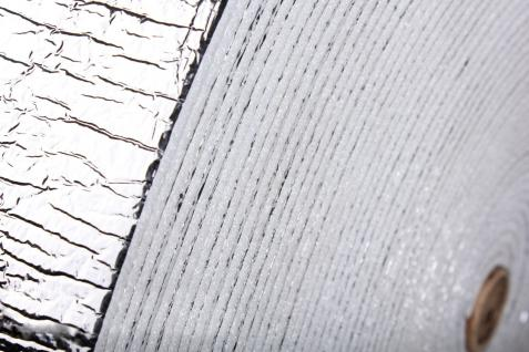 [3, 56/m²] Thermoisolierung ALUSchirm FOLTERM duo - Ersatz für Glas-/Steinwolle