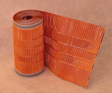 Firstrolle, Gratrolle aus Kupfer / 40cm breit NEU