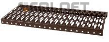Stahl Dachtritt Laufrost 100cm Einzelelement