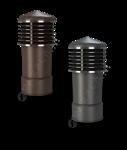 ALFAWENT Dunstabzugshaube, Regenhaube 150mm, mit Lüftungsblock-Adapter