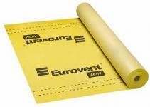 Eurovent Aktiv - Aktive Dampfsperre / Klimamembran / 75m²