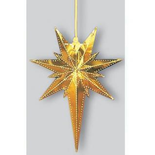 Beleuchteter Weihnachtsstern Bethlehem Fensterdeko Best Season 711-00