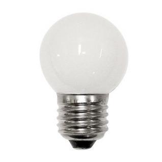LED Glühbirne Glühlampe Leuchtmittel E27 0, 7W opal weiss 5683-220