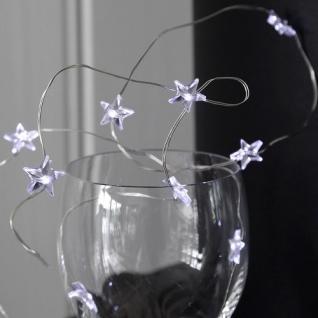 Led lichterkette sterne online bestellen bei yatego - Draht lichterkette ...