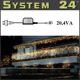 System 24 LED Trafo 20, 4 VA - Start Max. 1500 Dioden 490-00