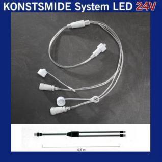 Y-Verteiler 0, 5m für Konstsmide 24V Hightech System 4602-003