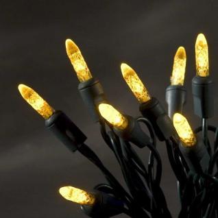 LED Lichterkette innen 5, 85m 40er gelb Konstsmide 3602-000