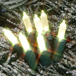 LED Lichterkette 5, 85m 40 Dioden Pisello warmweiss 440-00