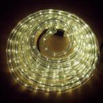 LED Lichtschlauch Lichterschlauch Superflex 6m warm weiss 13mm 556-00