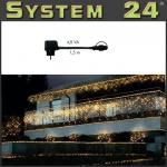 System 24 LED Trafo 4, 8 VA - Start Max. 350 Dioden 490-02