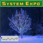 System Expo Lichterkette-Start 50er blau 5m Best Season 484-01-49
