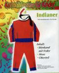 Karneval-Fasching-Kostüm 7-10 Jahre Indianer 3 teilig