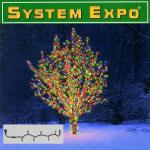 System Expo Lichterkette-Start 50er bunt 5m Best Season 484-01-80