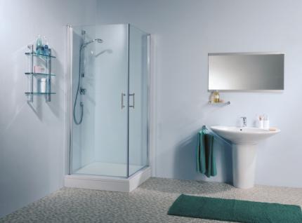 Duschabtrennung   Eckeinstieg   Dusche