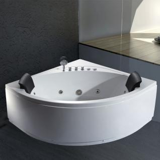 Komfortabler Whirlpool-Badewanne