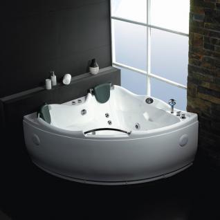 Sehr komfortabler 2 Personen Whirlpool