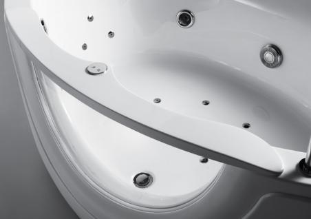 whirlpool badewanne 140 x 140 cm kaufen bei juri schwien. Black Bedroom Furniture Sets. Home Design Ideas
