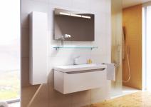 Badmöbel Aqwella - Verona 1000 | Weiß