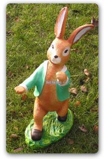 Osterhase Ostern Deko-Figur Gartenfigur