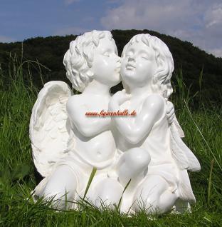 Romantisches Engels Perchen Figur Statue Dekoratio