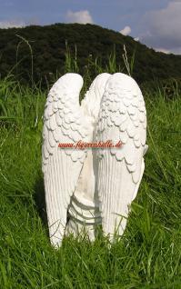 Engel mit Schale Grab Engelchen Romantisch Deko - Vorschau 2
