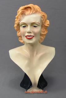 Marilyn Monroe als Figur Statue Deko 50s - Vorschau 1