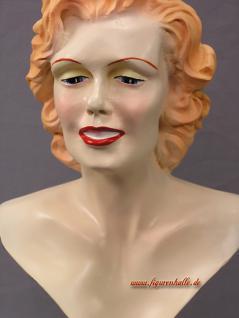 Marilyn Monroe als Figur Statue Deko 50s - Vorschau 2