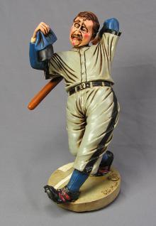 Baseball Baseballspieler Fan dekoration Figur Statu No. 4 - Vorschau 1