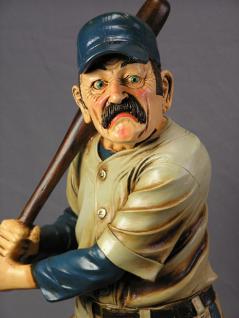 Baseball Baseballspieler Fan dekoration Figur Statu No. 4 - Vorschau 2