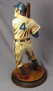 Baseball Baseballspieler Fan dekoration Figur Statu No. 4 - Vorschau 4