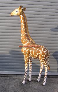 Giraffe afrika Dekofigur Dekoration Figur Statue