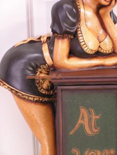 Frau Erotik Toilettenpapierhalter Bad Wc Ständer Klopapierhalter Figur Dekoration - Vorschau 2