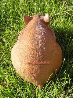 Haustier Hamster Figur Statue Nager - Vorschau 3