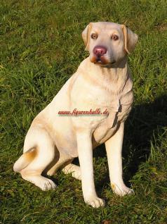 Labrador Retriever Figur Fan Deko Artikel Statue