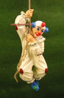 Clown hängend als Figur und Statue Deko Fan Artikel - Vorschau 1