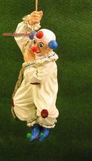 Clown hängend als Figur und Statue Deko Fan Artikel - Vorschau 3