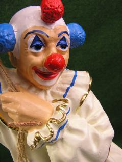 Clown hängend als Figur und Statue Deko Fan Artikel - Vorschau 5