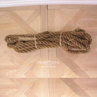 Tau Tampen Seil Antik Deko Maritim Piraten Dekomaterial
