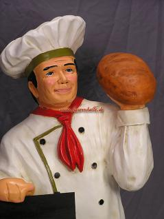 Bäcker Werbefigur Werbeaufsteller Figur Backstube - Vorschau 3