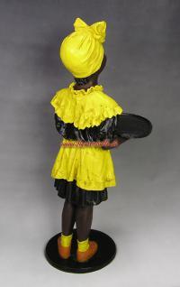 frau black afrika butler diner dekoration deko kaufen bei helga freier. Black Bedroom Furniture Sets. Home Design Ideas