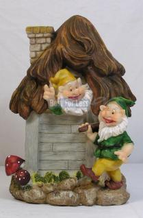 Zwergfigur / Trollfigur als Gartendekoration - Vorschau 1