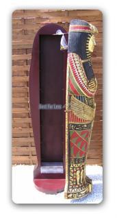 Ägyptischer Ägypten Sarkophag Schrank Möbel CD - Vorschau 4