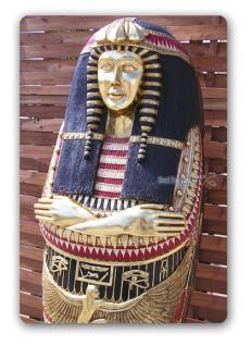 Ägyptischer Ägypten Sarkophag Schrank Möbel CD - Vorschau 2
