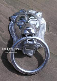 Löwe Lion Wand Handtuchhalter Kopf Handtuch Halter - Vorschau 2