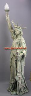 Freiheitsstatue Liberty Figur Lampe Stein optik - Vorschau 4