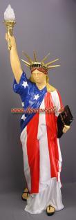 Freiheitsstatue Liberty Figur Aufstellfigur Deko