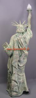 Freiheitsstatue Liberty Figur Lampe Stein optik - Vorschau 5