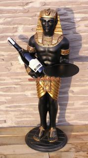 Nofretete Figur Skulptur Ägyptische Statue des alten Ägypten